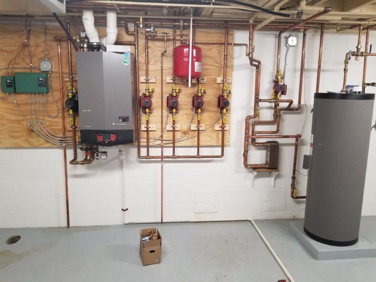 Condensing Boiler Upgrade